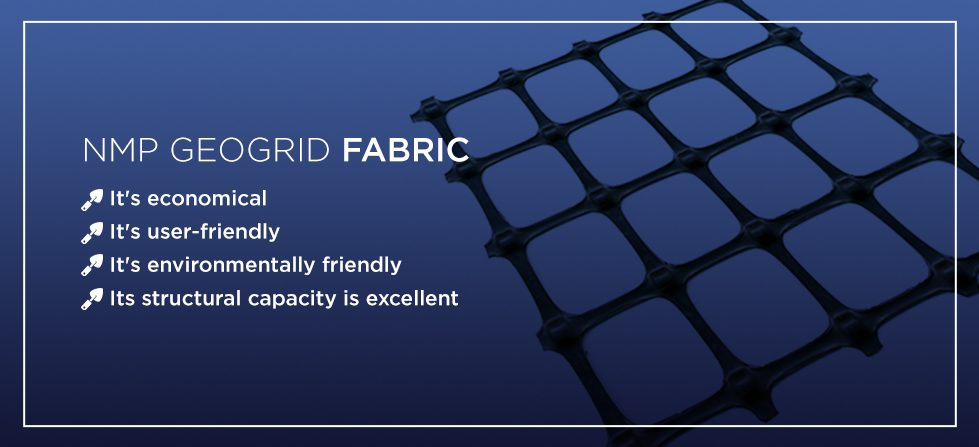 NMP GeoGrid Fabric
